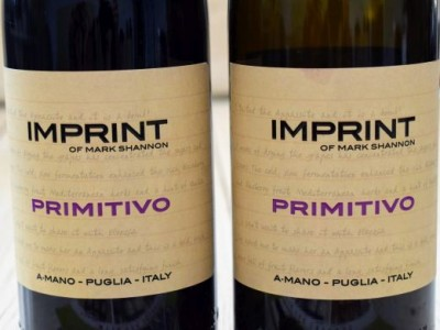 Primitivo 2016 Imprint