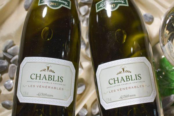 La Chablisienne - Chablis 2017 Les Vénérables