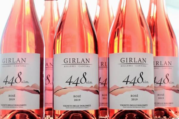 Girlan - 6er-Sparpaket Rosé 2019 448 s.l.m.