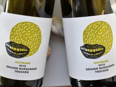 Grauer Burgunder 2019 Kussmund