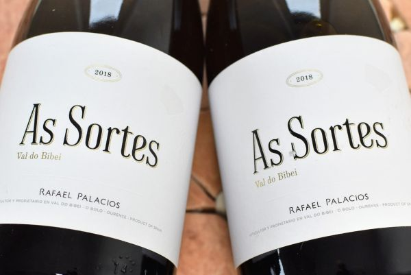 Rafael Palacios - Godello 2018 As Sortes