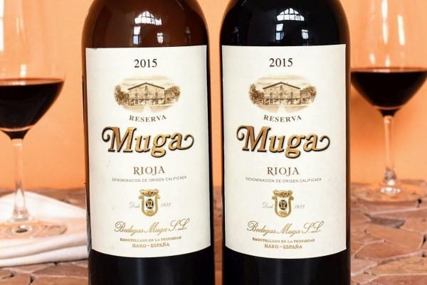 Rioja Reserva 2015