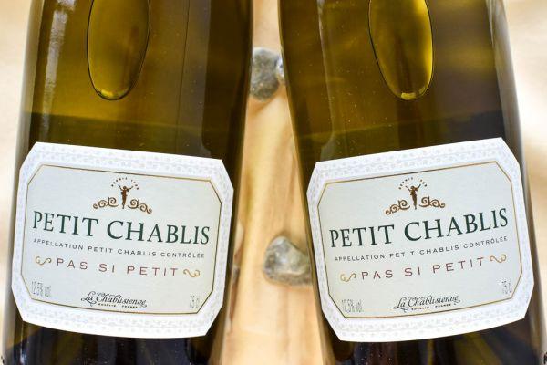 La Chablisienne - Petit Chablis 2019 pas si petit