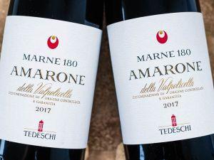 Tedeschi - Amarone 2017 Marne 180