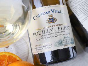 Château Vitallis - Pouilly-Fuissé 2019 Les Vignes du Château