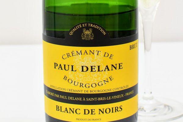 Paul Delane - Crémant de Bourgogne Blanc de Noirs Brut