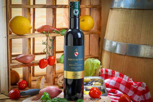 Fonterutoli - Olivenöl Extra Vergine 2020 Fonterutoli