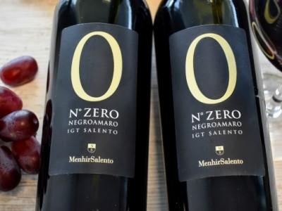 Negroamaro 2018 N° Zero