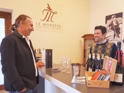 Michael Liebert mit Valerio Zenato