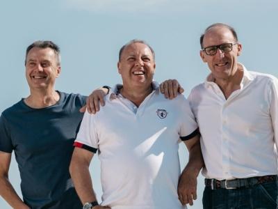 Loris dall'Acqua, Francesco Miotto & Paolo de Bortoli