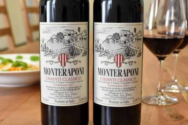 Monteraponi - Chianti Classico 2017 Bio