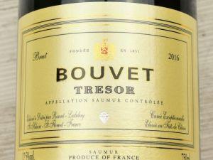 Bouvet Ladubay - Trésor Blanc Saumur 2016 Brut