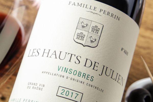 Famille Perrin - Vinsobres 2017 Les Hauts de Julien
