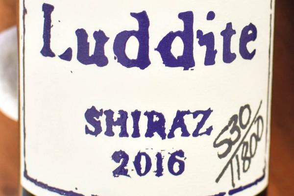 Luddite - Shiraz 2016 Magnum