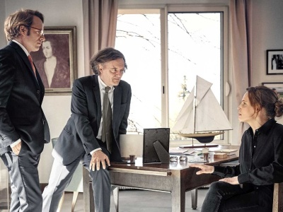 Clovis, Pierre-Emmanuel & Vitalie Taittinger