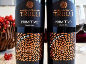 Borgo dei Trulli - Primitivo 2018 Saracena