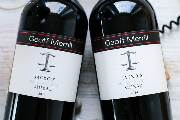 Geoff Merrill - Shiraz 2014 Jacko's Blend