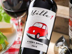 Pratello - Garda Rosso 2018 Mille 1