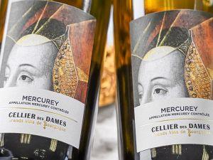 Cellier des Dames - Mercurey Blanc 2018 Isabelle de Portugal