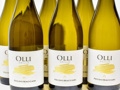 Feudo Maccari - 6er-Sparpaket Grillo 2019 Olli