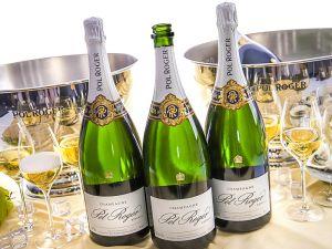 Pol Roger - 3er-Paket Champagner Réserve Brut Magnum