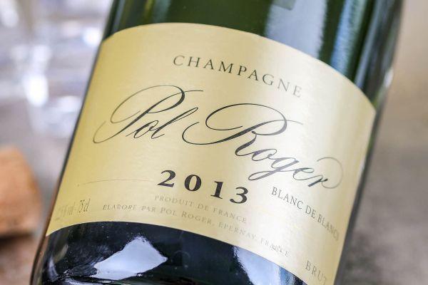 Pol Roger - Champagner Blanc de Blancs 2013 Brut