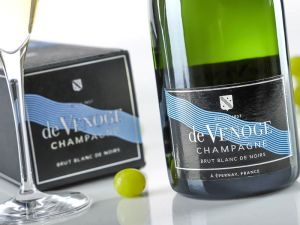 de Venoge - Champagner Blanc de Noirs Cordon Bleu Brut