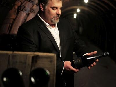 Gilles Tremeges, Weinmacher von Sieur d'Arques