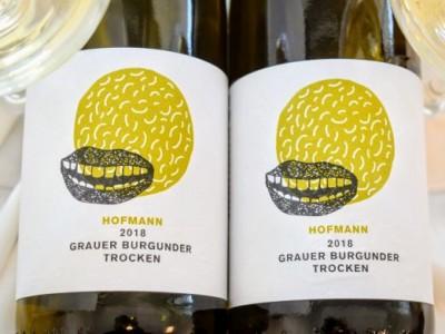 Grauer Burgunder 2018 KUSSMUND