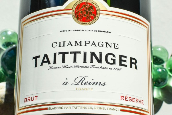Taittinger - Champagner Brut Réserve