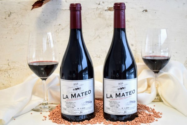 Garnacha Cepas Viejas 2015 La Mateo (Rioja)