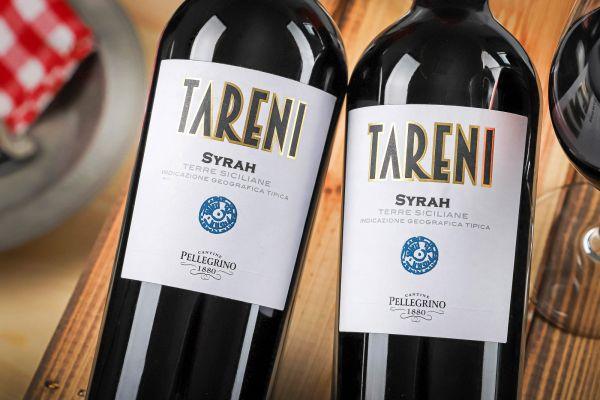 Pellegrino - Syrah 2020 Tareni