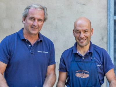 Federico Zileri Dal Verme und Alessandro Dondi