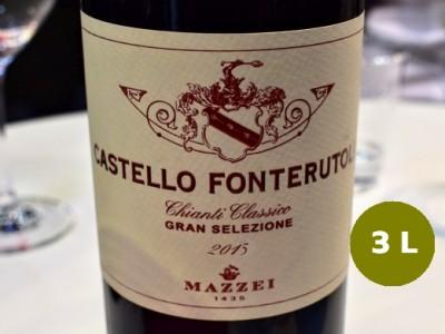Castello Fonterutoli 2015 Gran Selezione Doppelmagnum (3,0 L)