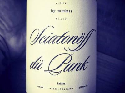 Domaine Molotow - Sciatonöff dü Punk - white blend