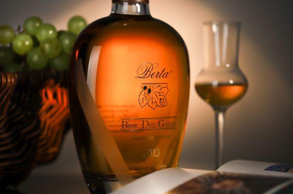 Berta Distillerie - Grappa Bric del Gaian 2013 (Moscato)
