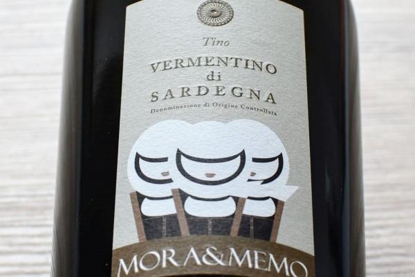 Mora & Memo - Vermentino di Sardegna 2019 Tino