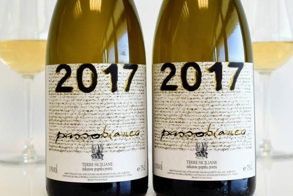 Chardonnay 2018 Passobianco Terre Siciliane