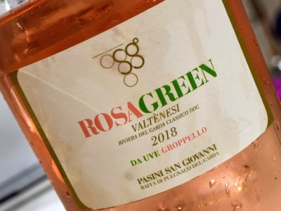 Gropello 2019 Rosagreen Bio