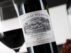 Château Pierrail - Bordeaux Supérieur 2017