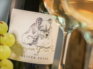 Oliver Zeter - Sauvignon Blanc 2019 Fumé