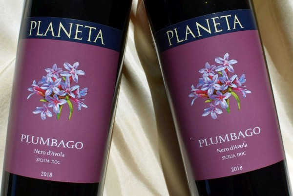 Planeta - Nero d'Avola 2018 Plumbago