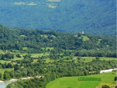 Die sanften Hügel des Collio