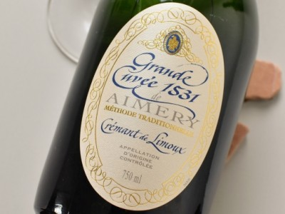 Sieur d'Arques - Cremant de Limoux Grande Cuvée de Aimery 1531 Brut