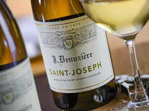 J. Denuzière - Saint Joseph 2018 Blanc