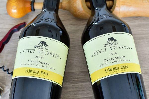 Chardonnay 2018 Sanct Valentin