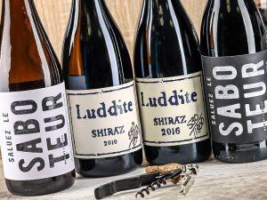 Luddite - 4er-Luddite-Probepaket