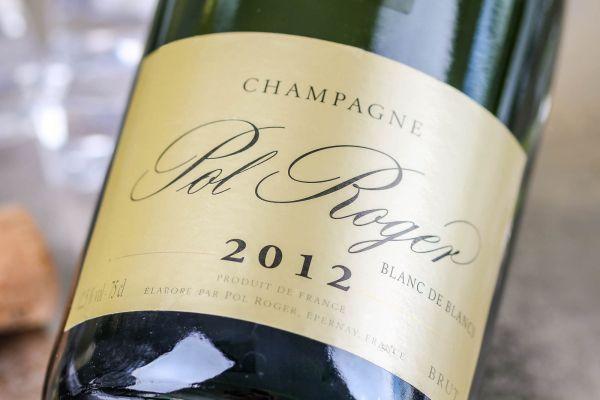 Pol Roger - Champagne Blanc de Blancs 2012 Brut