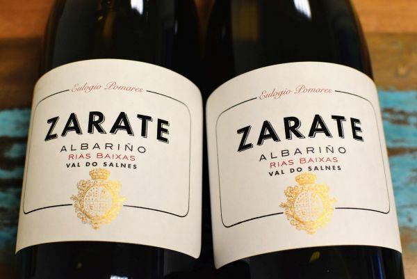 Albariño 2019 Zarate