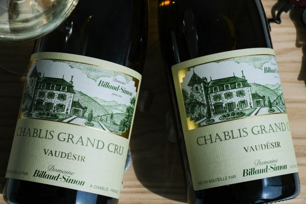 Billaud-Simon - Chablis Grand Cru 2018 Vaudesir